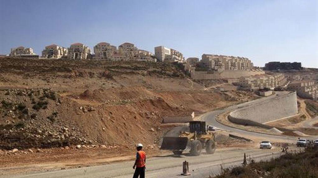 Cosntrucción de asentamientos por parte de Israel en Cisjordania