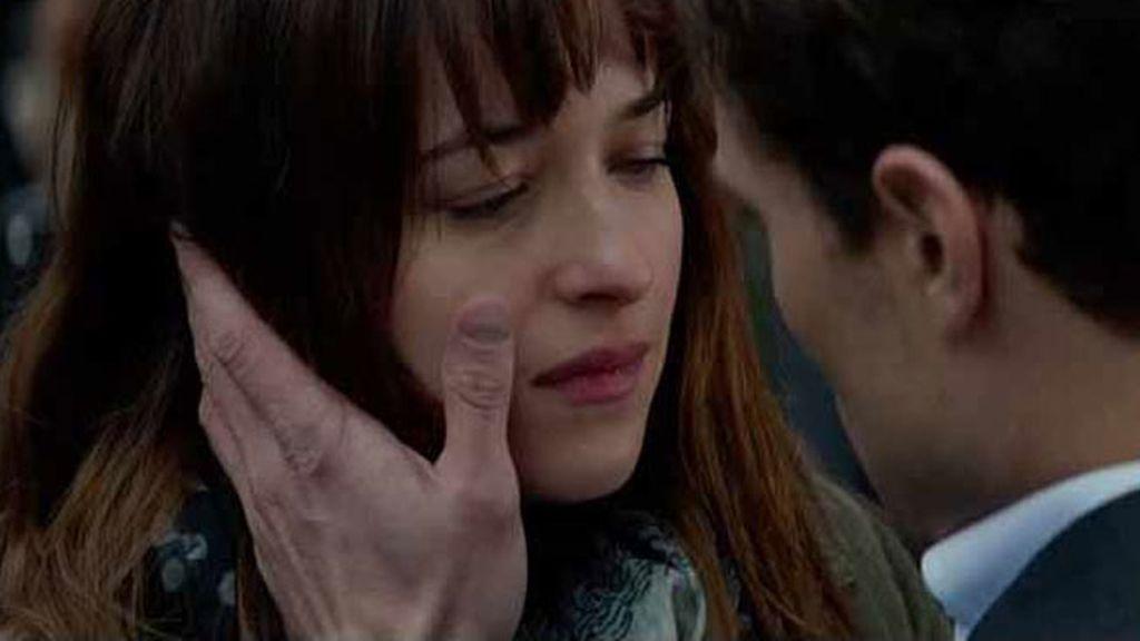 Las nuevas escenas de '50 Sombras' que no defraudan