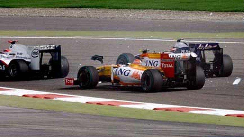 Renault vs Williams