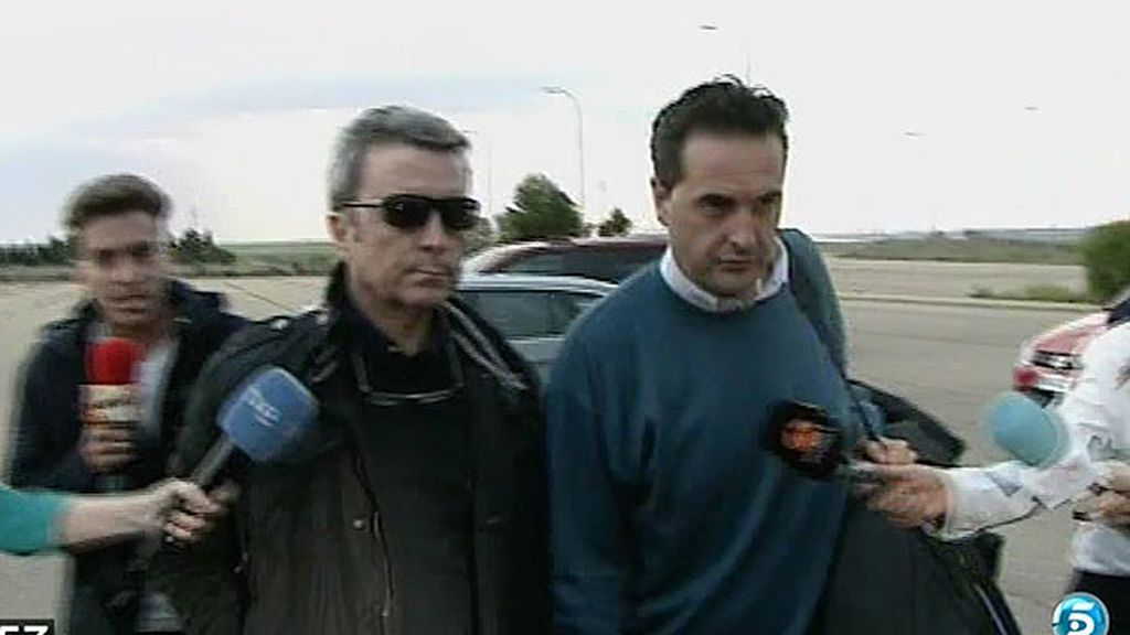 El diestro ingresó a las 20.30 h. en la prisión de Zuera (Zaragoza)