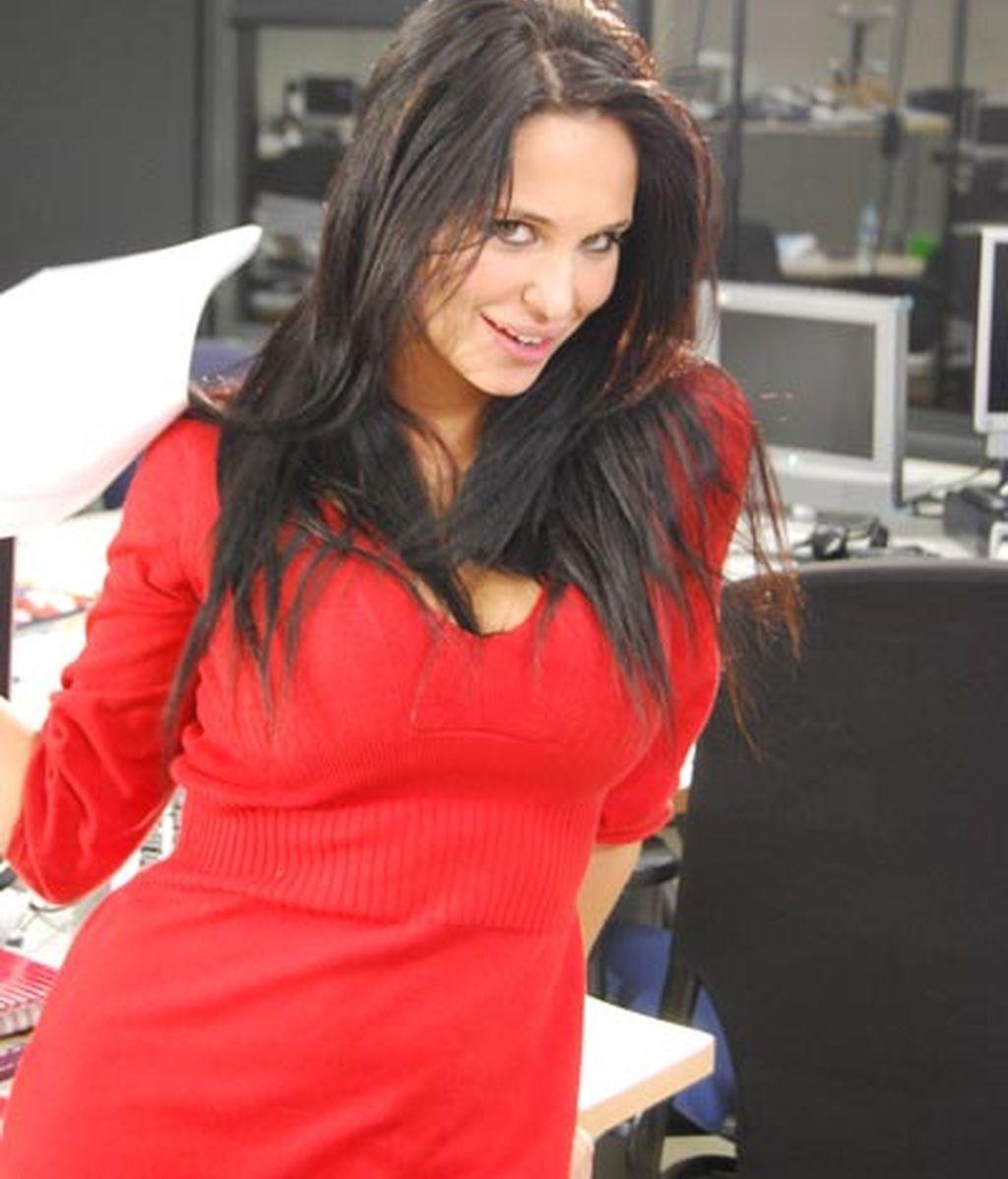 Marisa vuelve a Becari@s