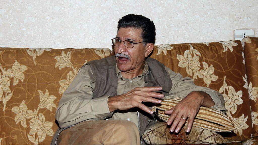 Bouzaid Dorda era el jefe de los servicios secretos de Gadafi desde mayo