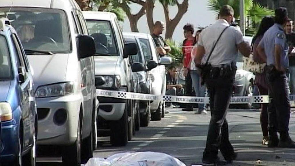 Cadáver en Lanzarote
