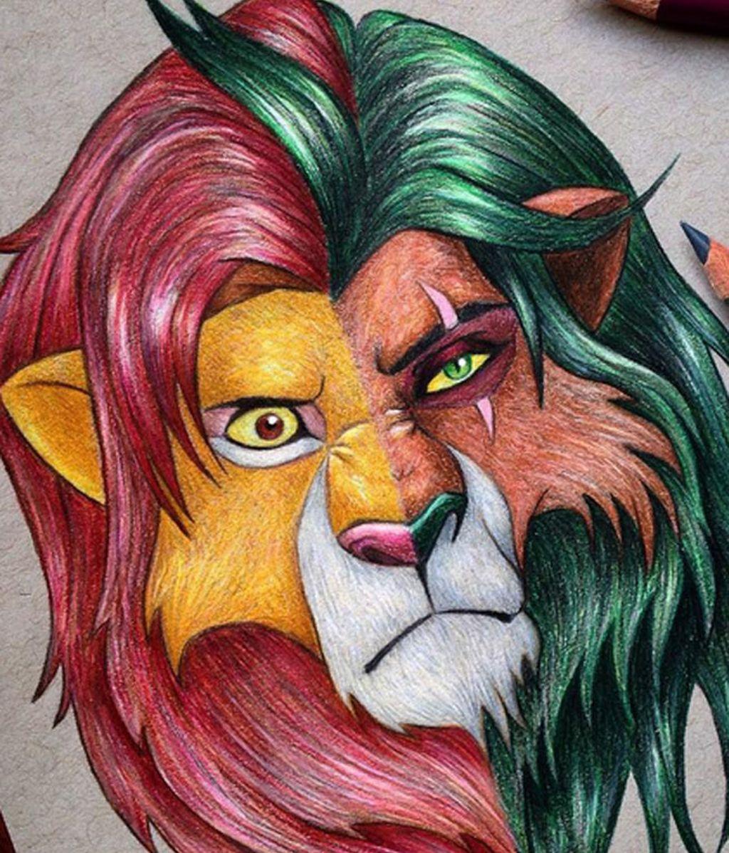 Este artista, fan de Disney, realiza increíbles creaciones
