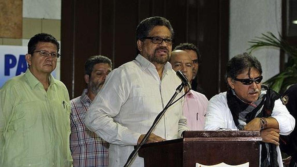 Equipo negociador de las FARC