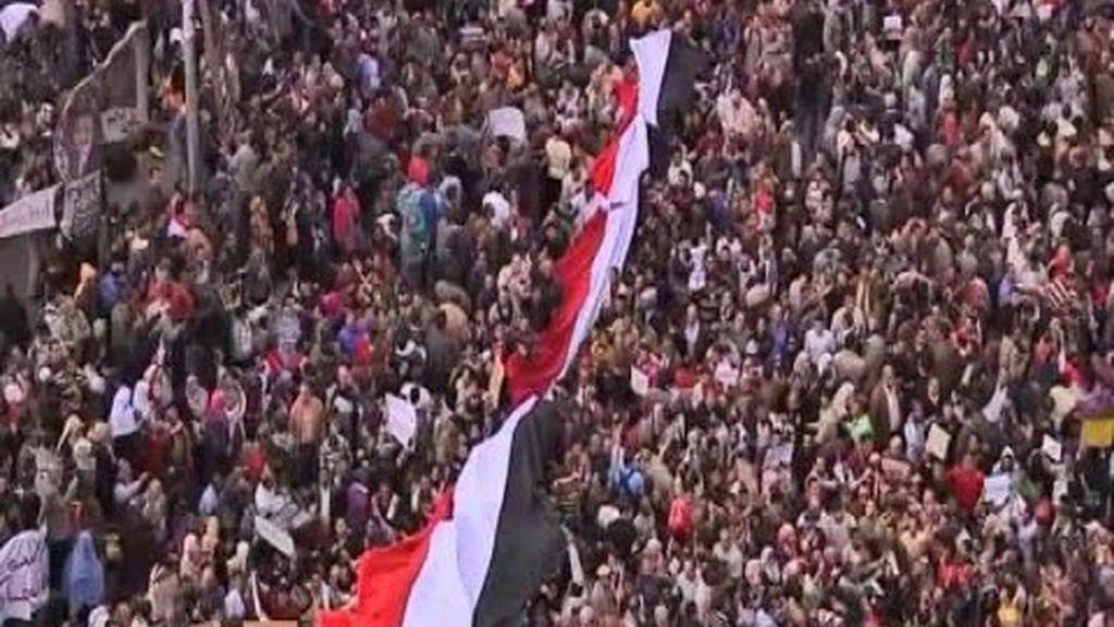 La protesta se instala en Egipto