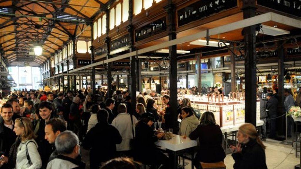 Un año del nuevo Mercado de San Miguel