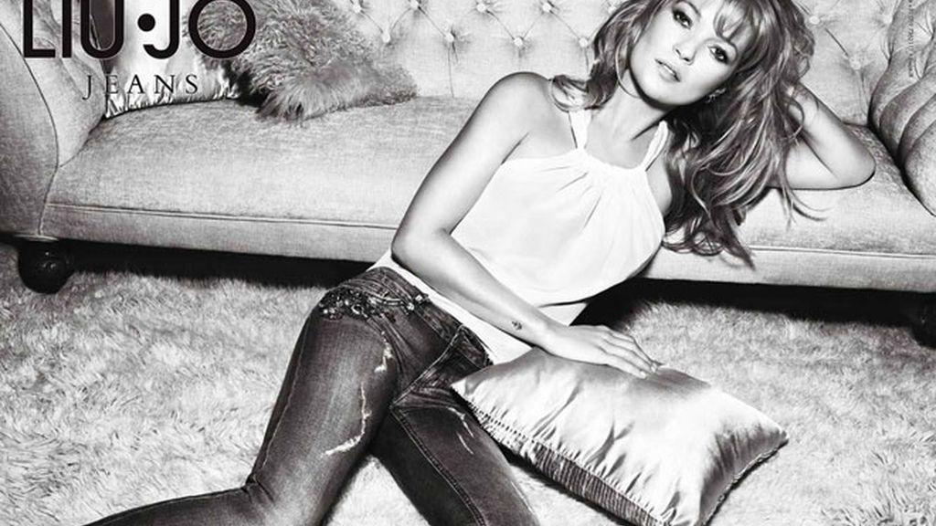 Kate Moss, prota de la campaña de Liu Jo