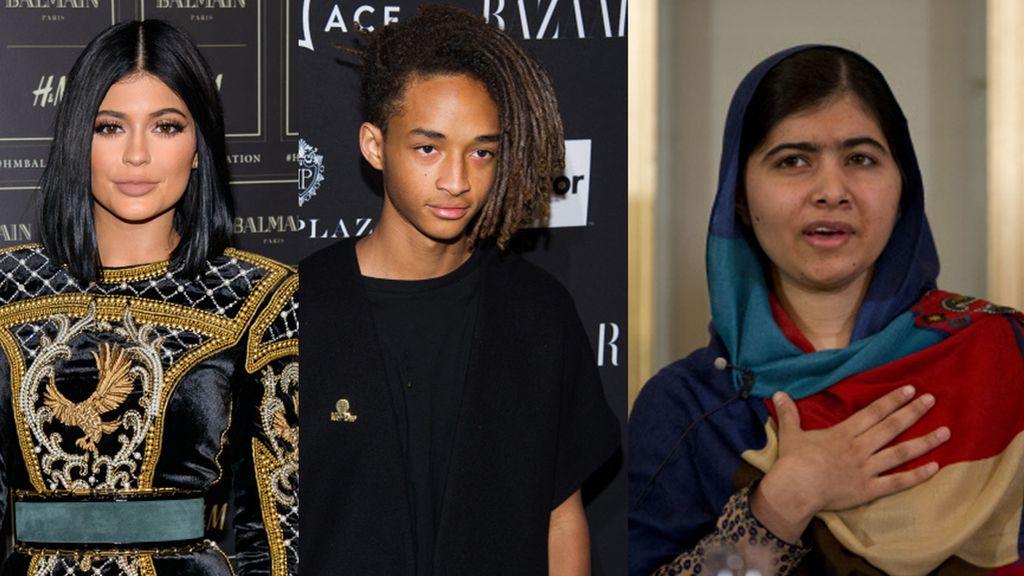 Malala, entre las 30 jóvenes más influyentes