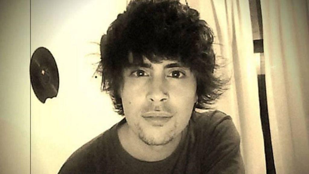 Brais Bogo Graña,joven desaparecido Santiago de Compostela