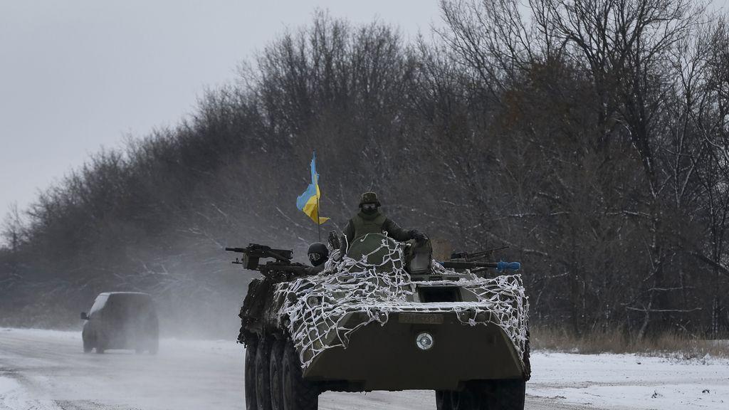 Ataques de prorrusos en Debaltseve dejan 19 militares ucranianos muertos