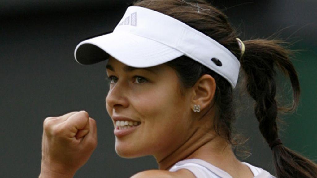 Ana Ivanovic, la niña buena del tenis