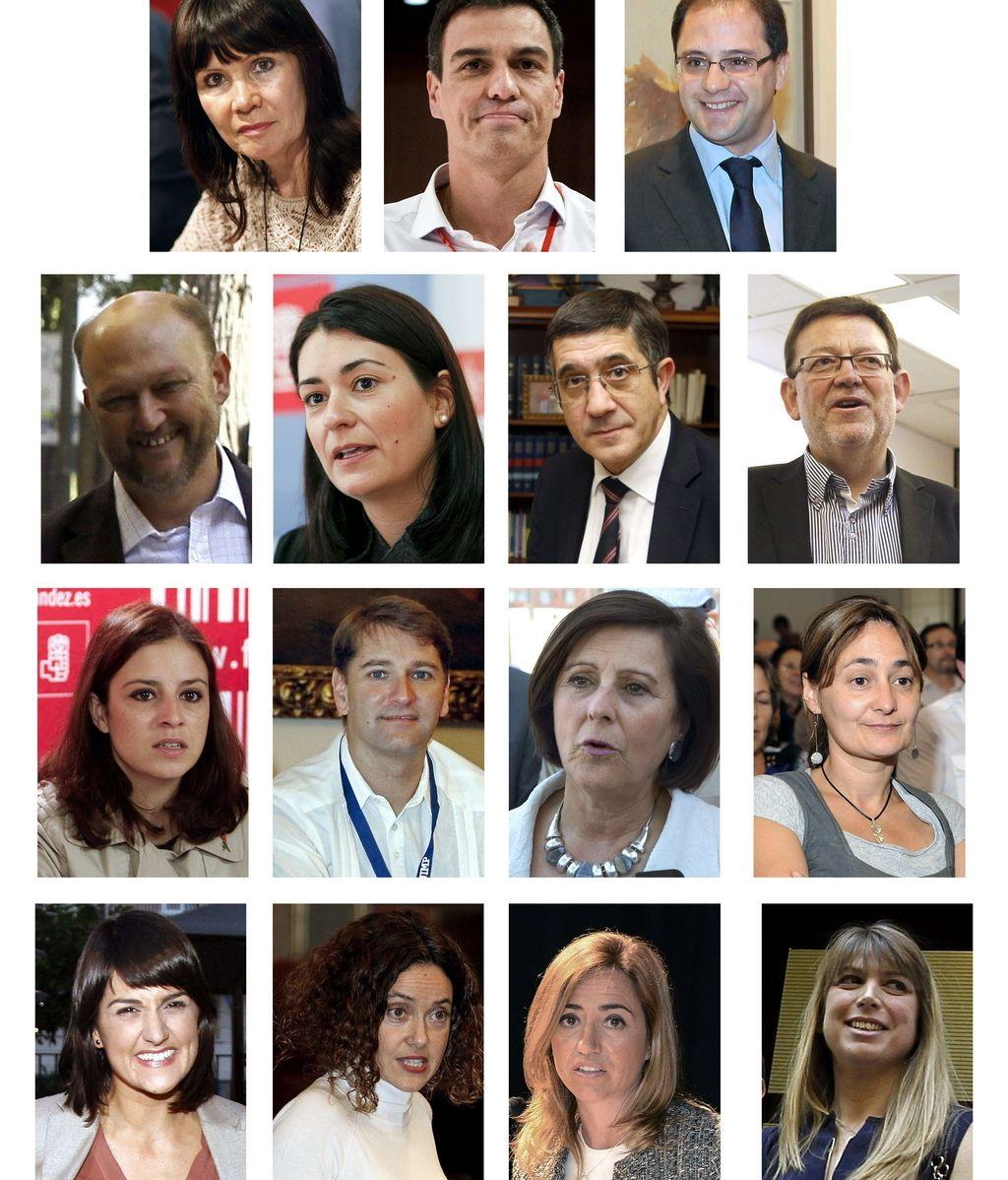 Ejecutiva Federal del PSOE