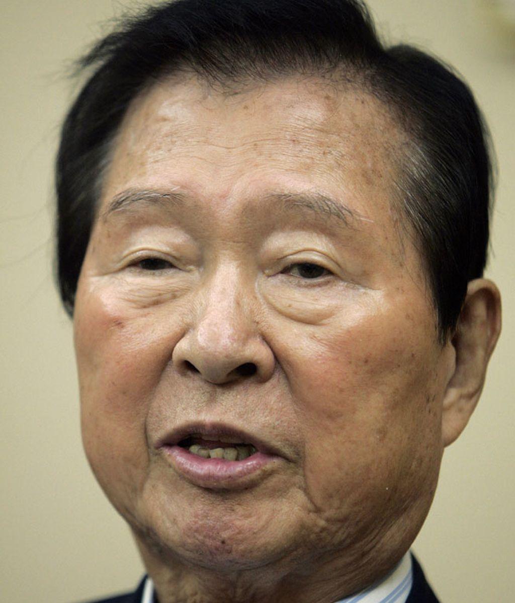 El ex presidente surcoreano Kim Dae Jung
