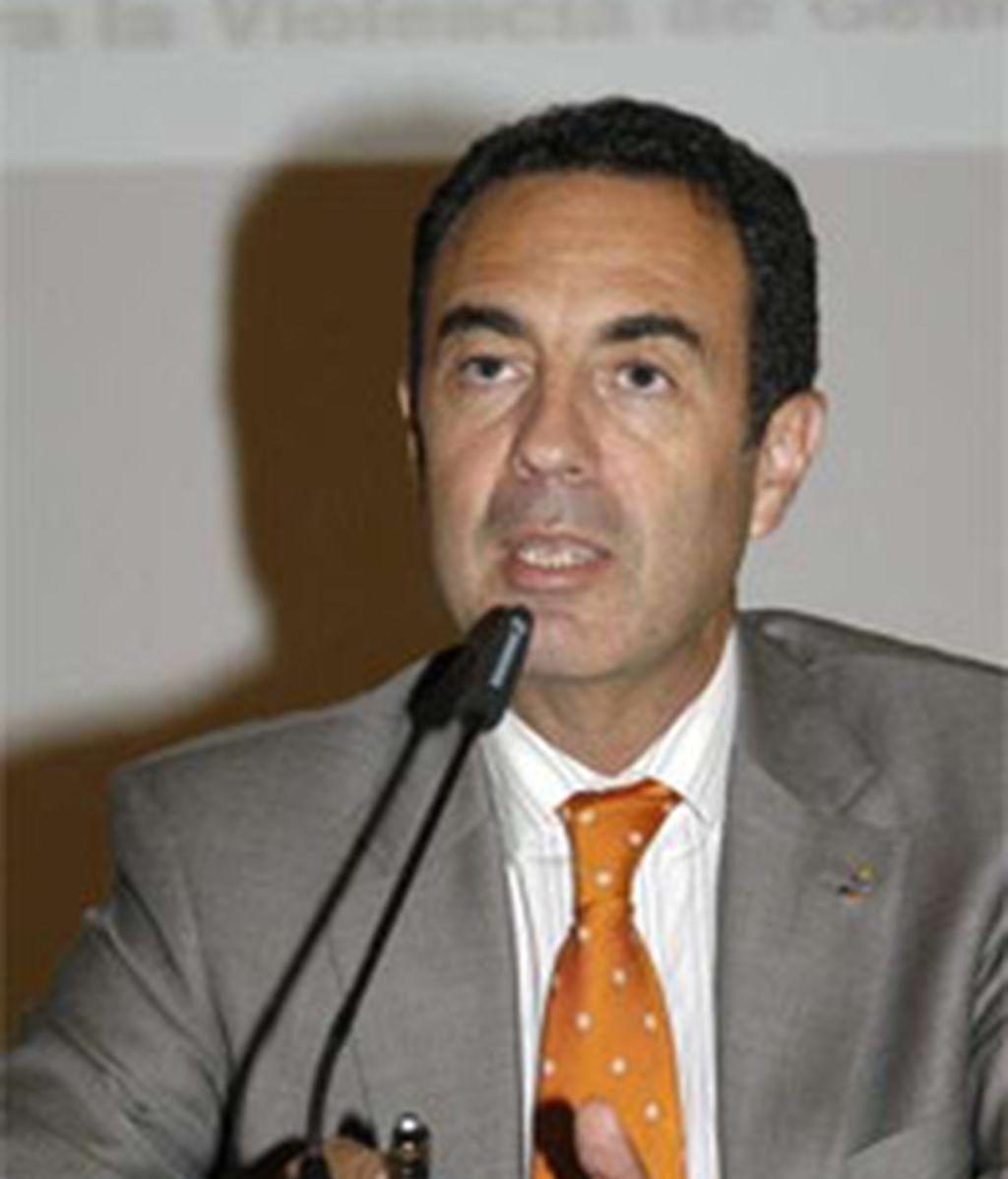 El Delegado del Gobierno para la Violencia de Género, Miguel Lorente Acosa. Foto: EFE.