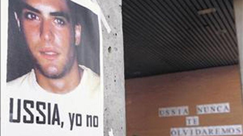 Álvaro Ussía, el joven fallecido el pasado sábado. Vídeo: Informativos Telecinco