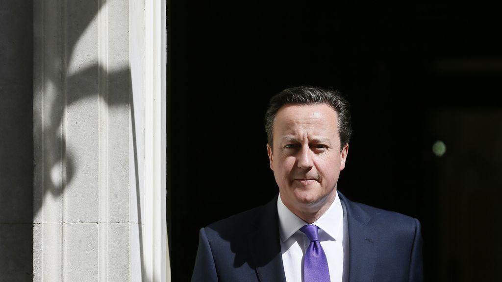 David Cameron, recién reelegido primer ministro británico