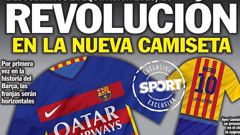 Camiseta,Barca,Sport