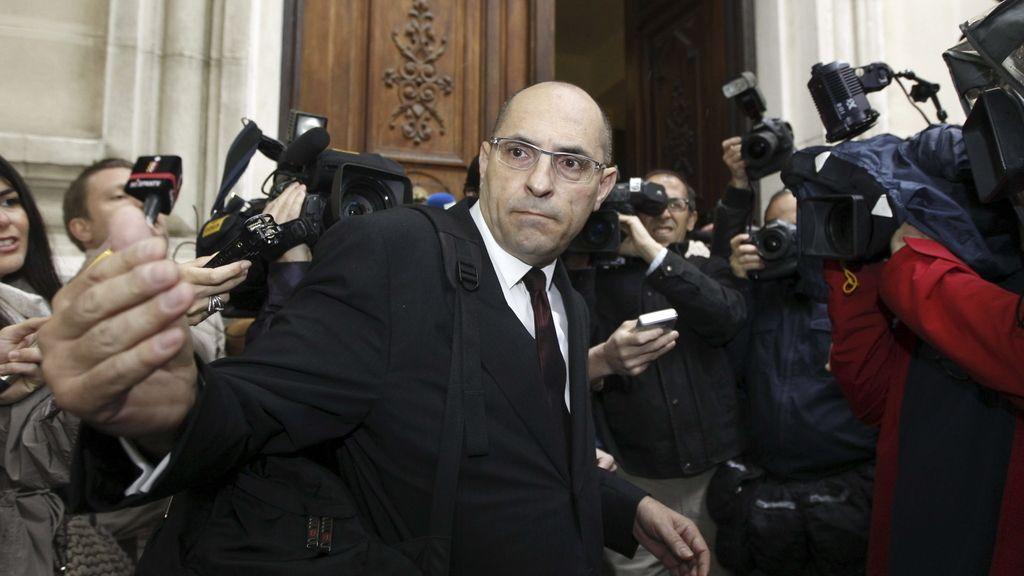 El juez Silva se sienta en el banquillo por prevaricación en el caso Blesa