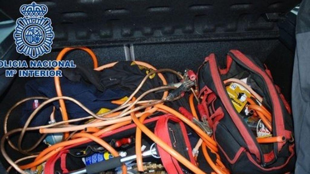 Desarticulada una macro red de falsos instaladores de gas que estafó a cerca de 2.000 personas