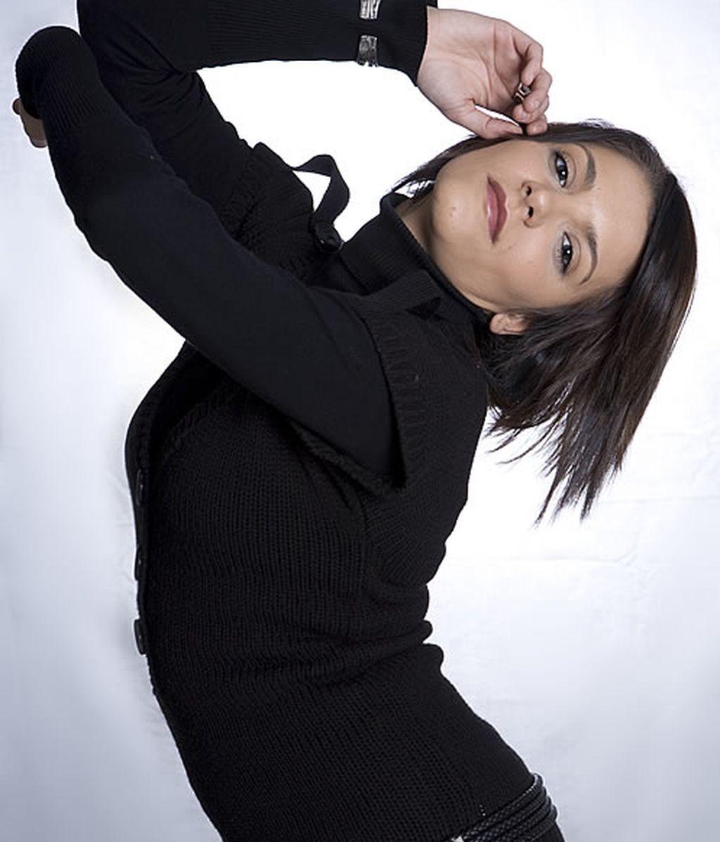 Iris: caracter en la pista de baile