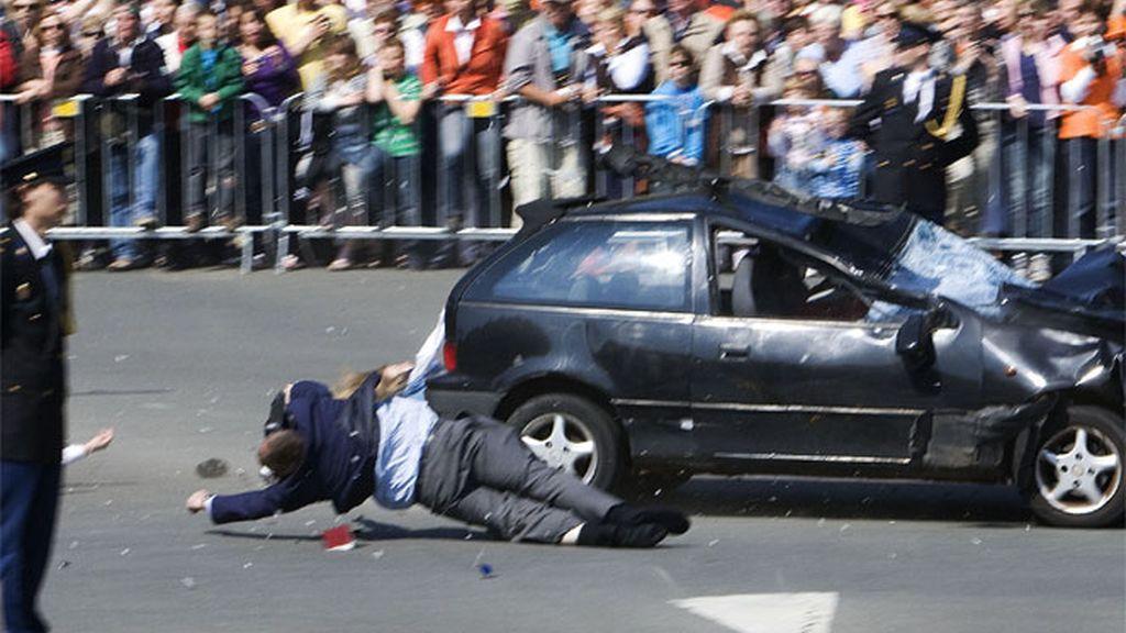 Tragedia en el desfile anual de la Reina de Holanda