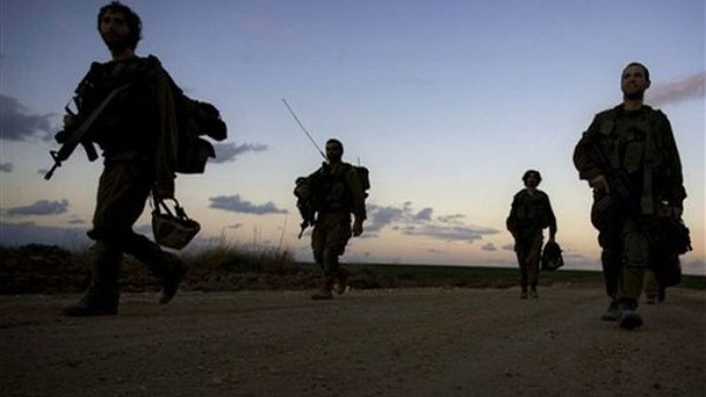 Israel comienza la retirada de Gaza