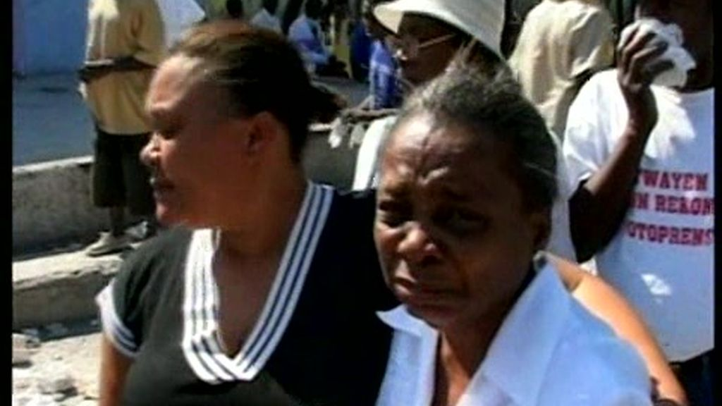 Haití: El reflejo de la tragedia