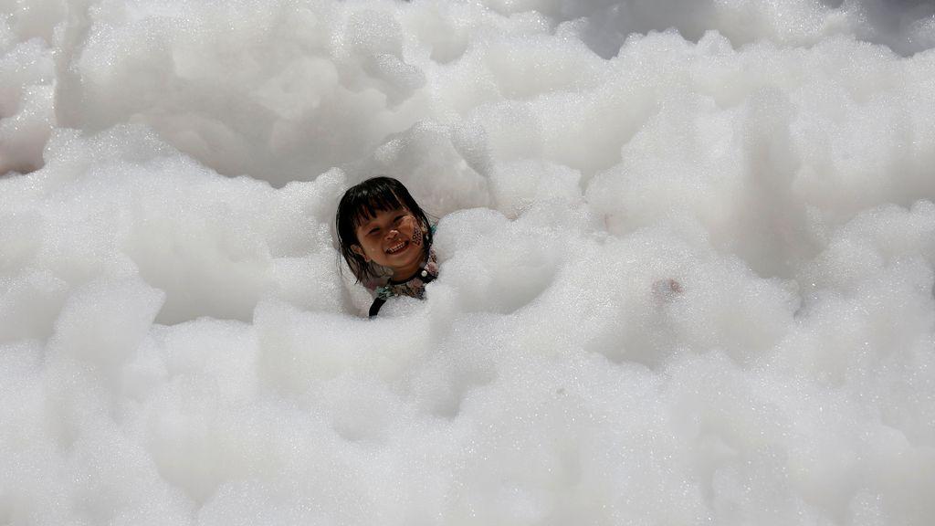 La Love Foam Run de Hsinchu