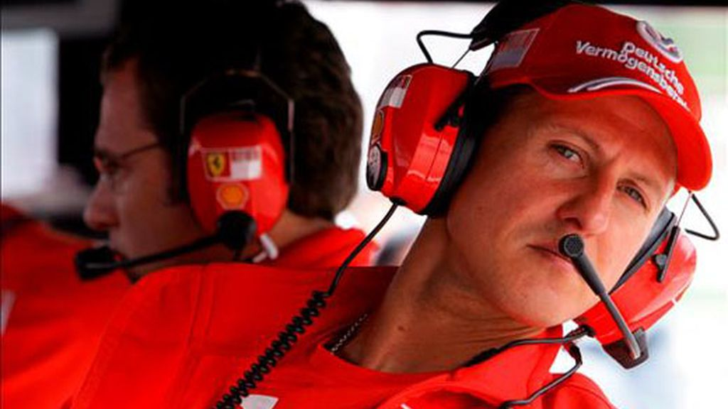 Michael Schumacher un aficionado de lujo