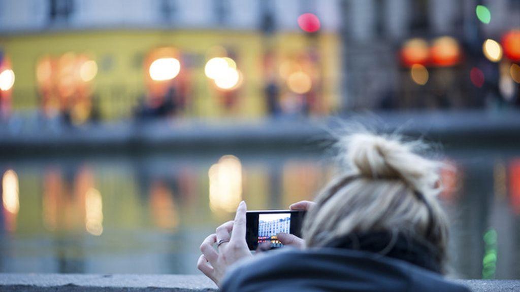 Hacer foto móvil