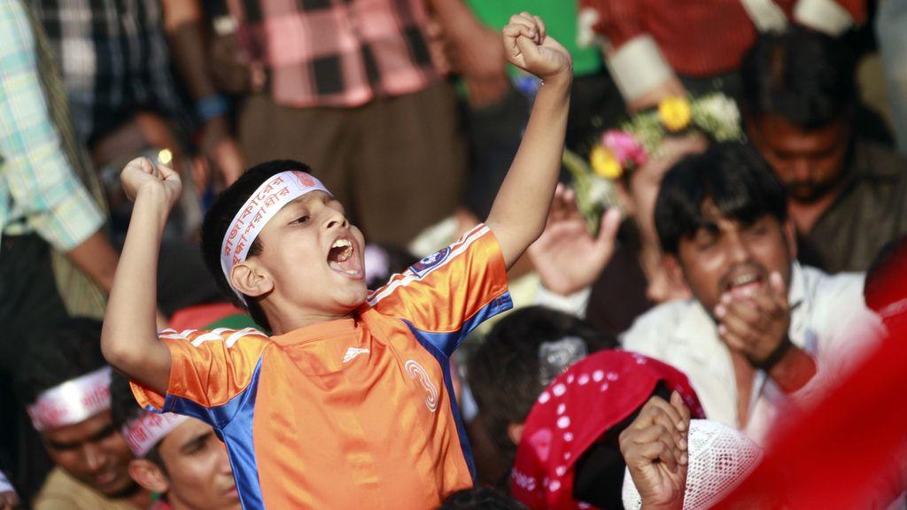 Protestas en Bangladesh