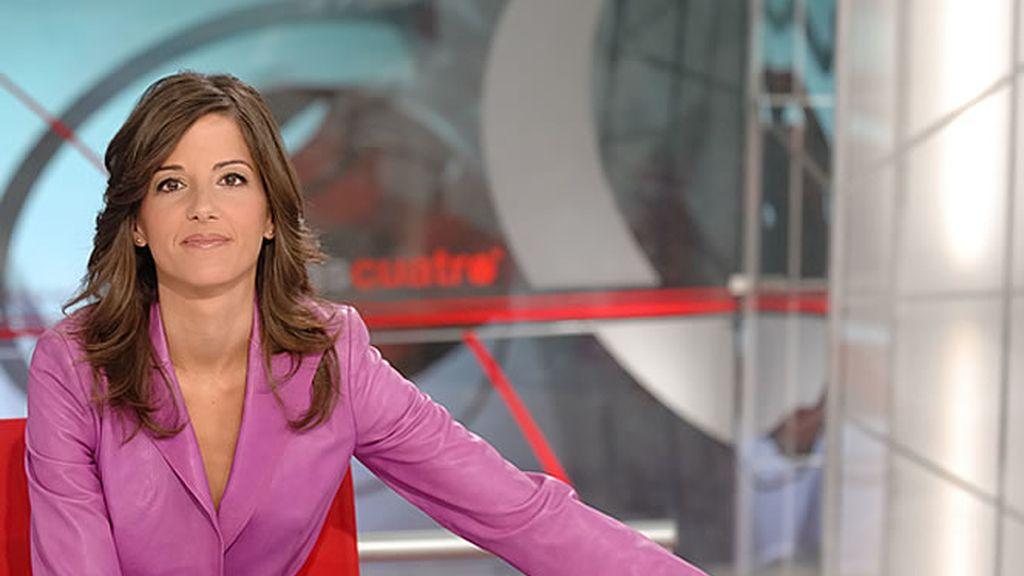 Mónica Sanz. Noticias Cuatro
