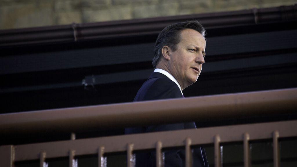 David Cameron participa en Gales en la cumbre de la OTAN