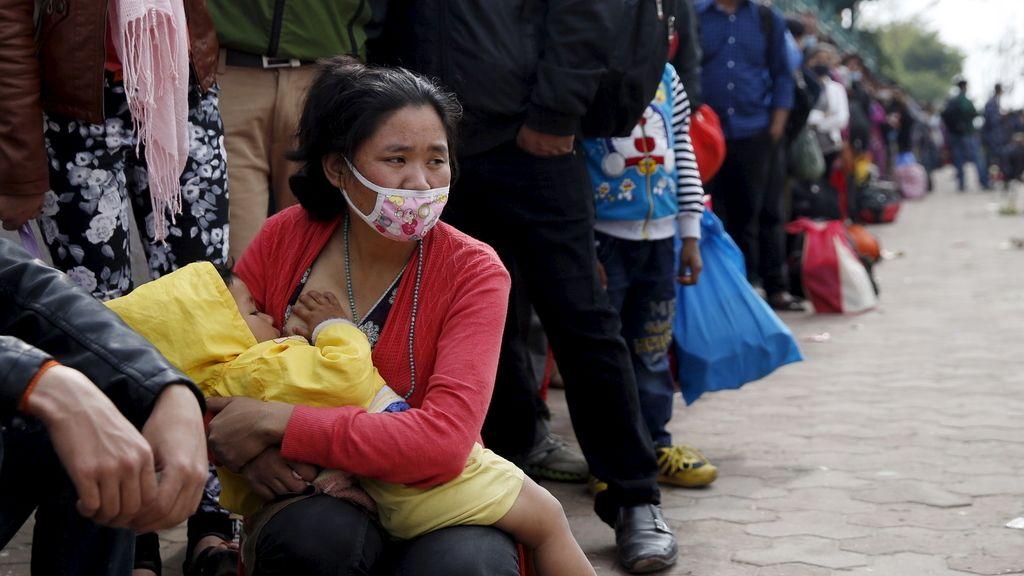 Doce bebés nacen cada hora sin atención médica en Nepal