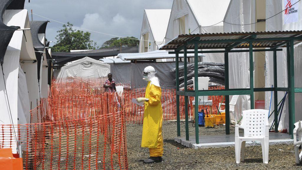 Un cámara de la NBC, infectado con ébola en Monrovia