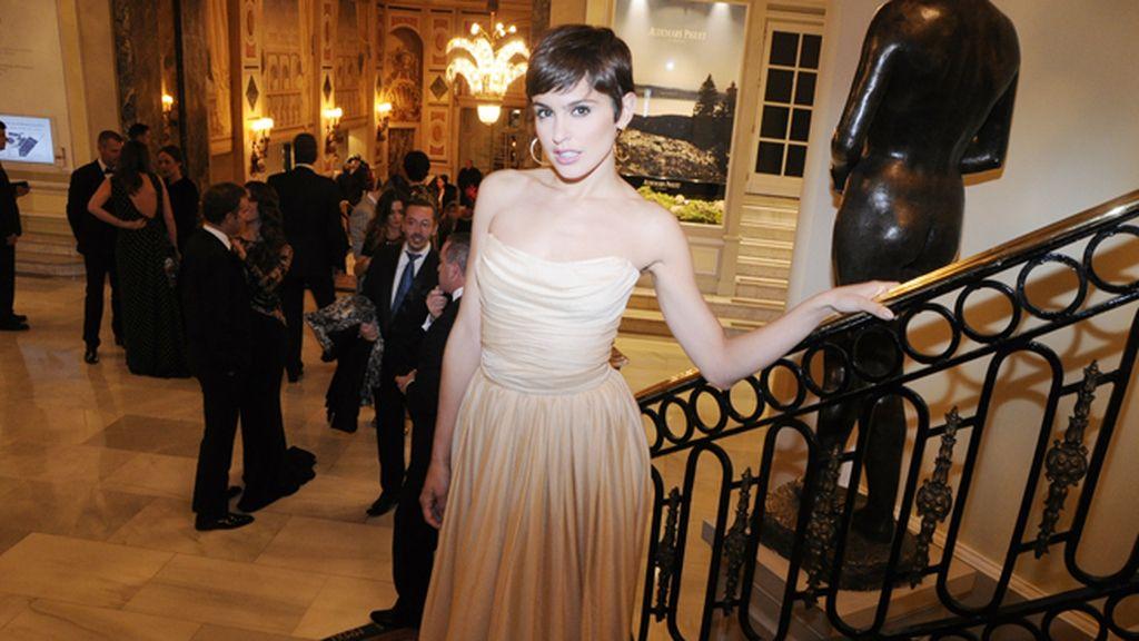 Verónica Echegui parecía una reina con este impresionante Dolce & Gabbana