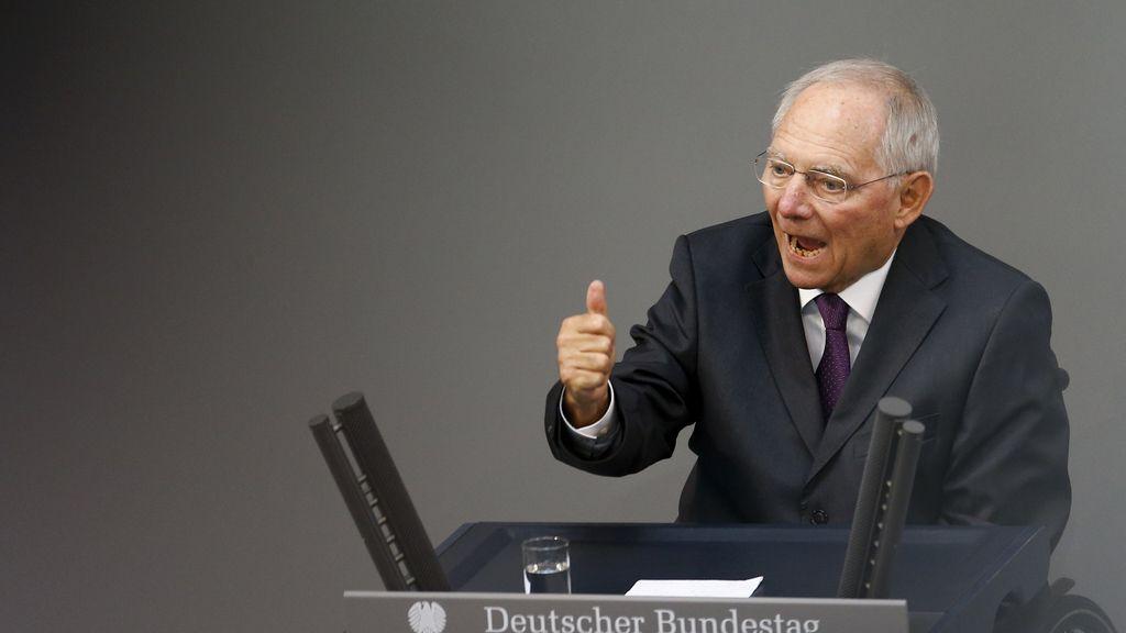 Alemania, dispuesta a ampliar los plazos para que Grecia devuelva el tercer rescate