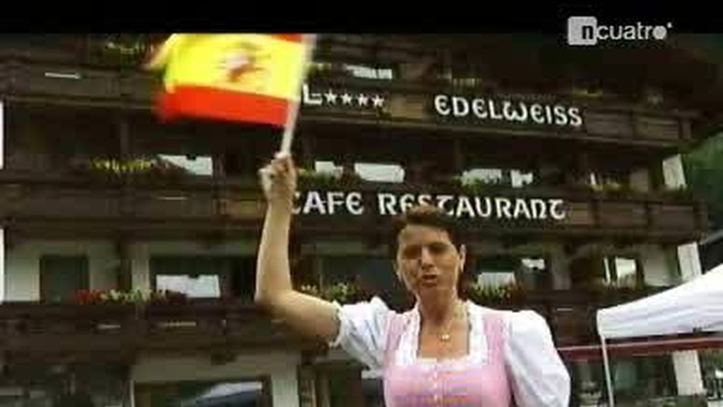 Selección española: Hoy hace una año?.