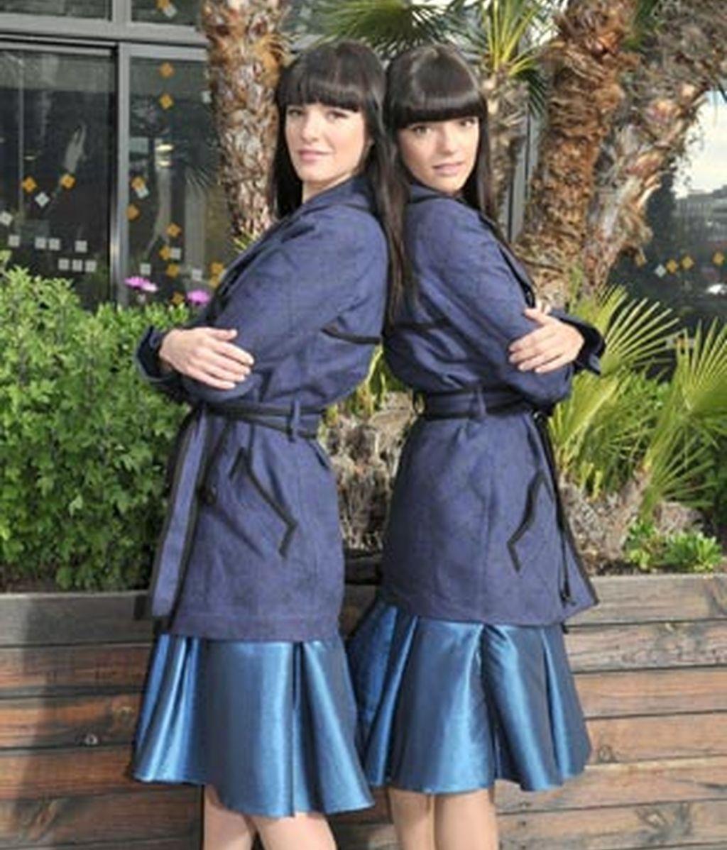Sara y Rebeca