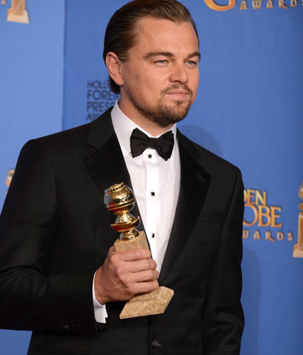 Leonardo Di Caprio, mejor actor cómico