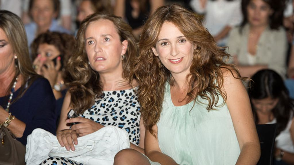 La ex mujer de Carlos Larrañaga, Ana Escribano lució embarazo
