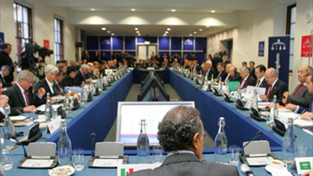 Reunión del G-20 en Londres