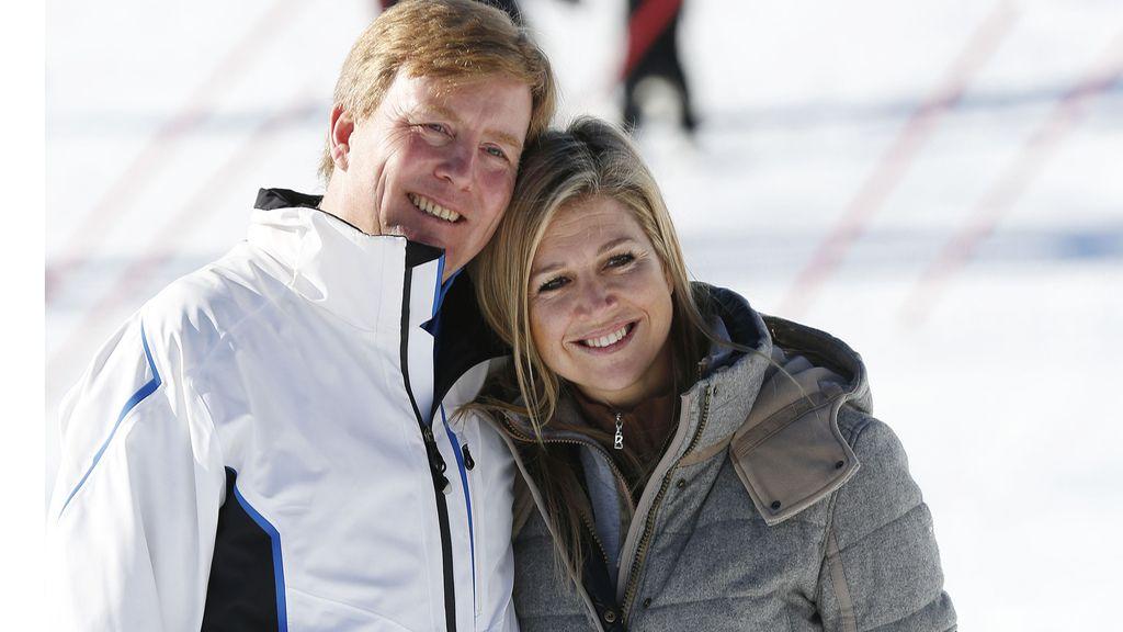 Príncipes de Holanda: Guillermo Alejandro y Máxima de Holanda