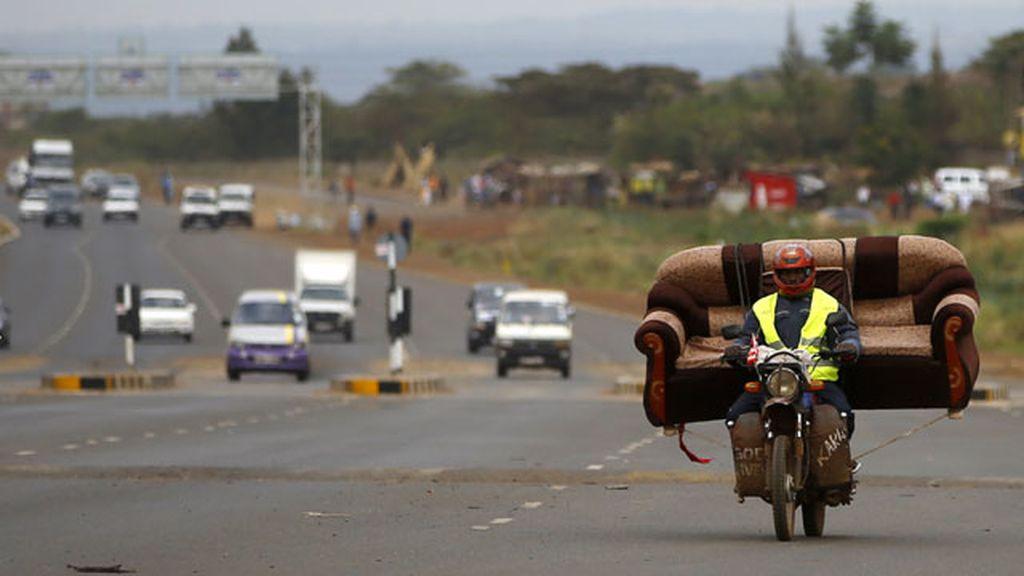 Carreteras Kenia