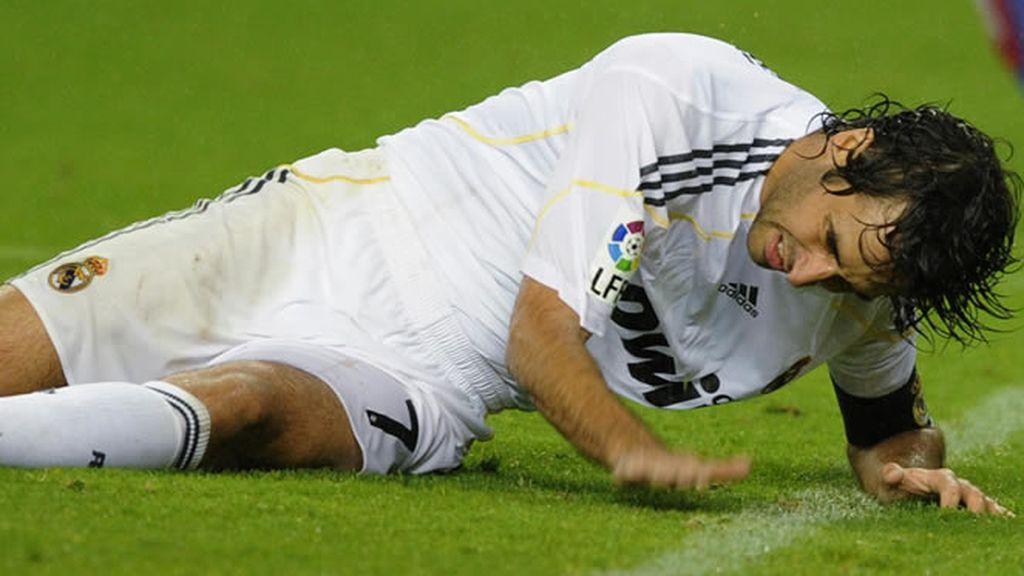 El Madrid quedó por los suelos
