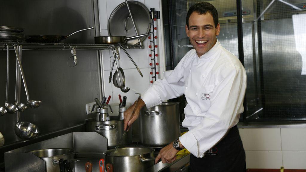 Ha trabajado en restaurantes de Madrid, Burdeos o Londres