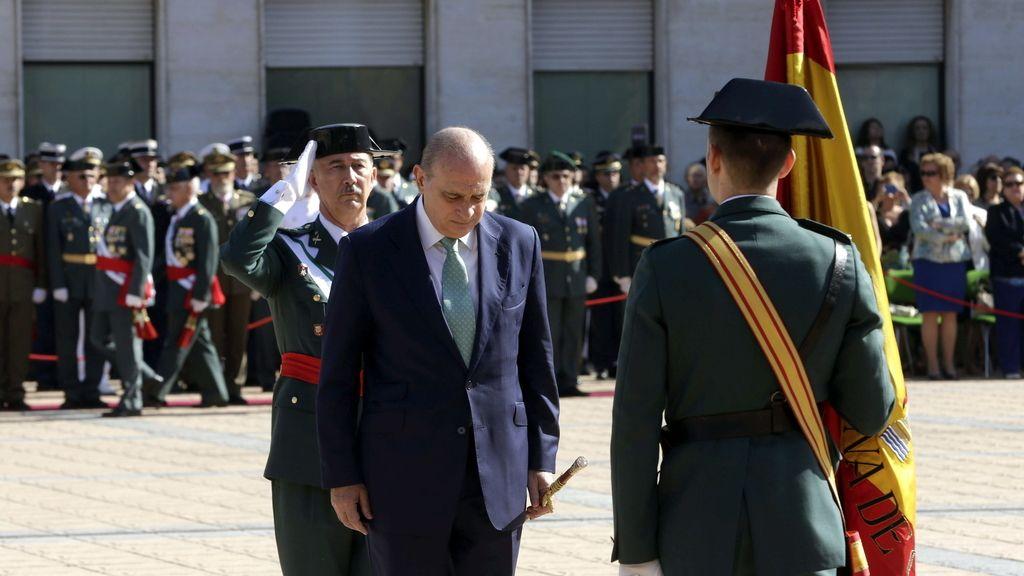 Jorge Fernández Díaz, festividad del Pilar
