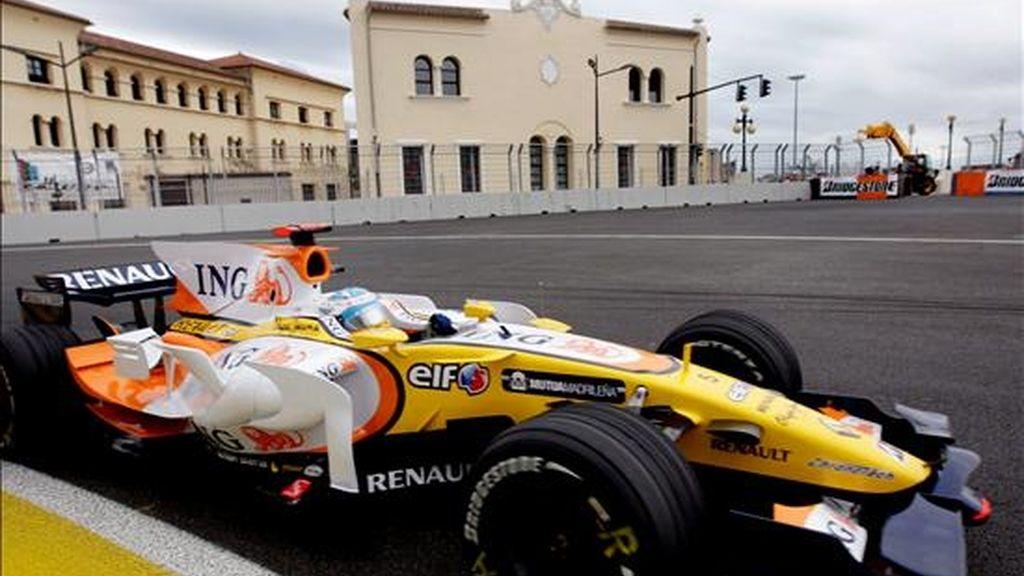 Alonso fuera de la Q3: saldrá el duodécimo