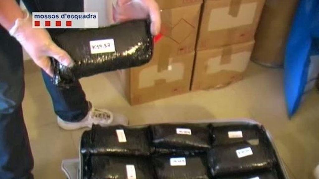Detenidos 18 traficantes de drogas en una operación iniciada tras un tiroteo en Viladecans